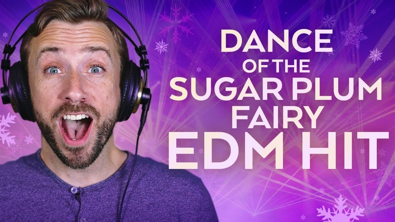 What happens when you make an EDM song with only voices? - Sugar Plum Fairy