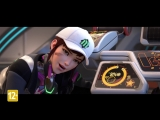 Короткометражка Overwatch «Счастливая звезда» про Диву.