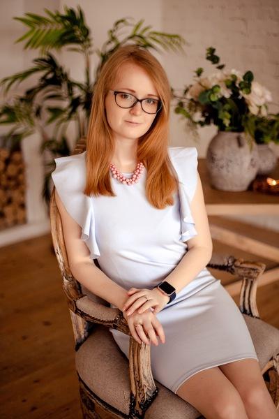 Ирина Кутькова