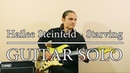 Hailee Steinfeld Starving Кавер на гитаре