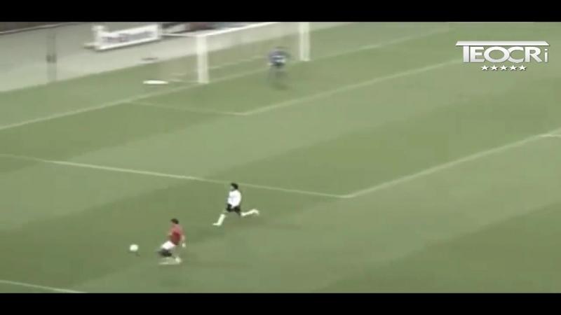 [Teo CRi] Cristiano Ronaldo 200708 ●DribblingSkillsRuns● |HD|