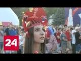 За игрой сборной России на ЧМ-2018 следила вся страна - Россия 24