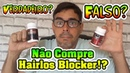 Hairloss Blocker Funciona Faz Crescer o Cabelo Como usar Vale a Pena Como Funciona HL Blocker
