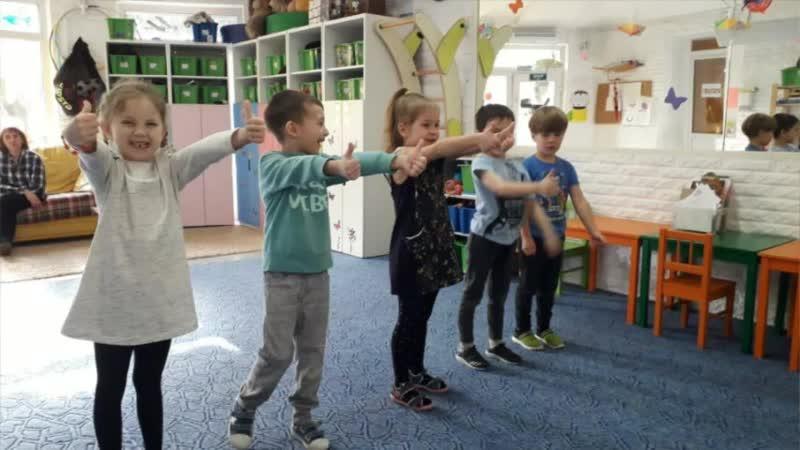 Танцуют все в детском саду 7 гномов mp4
