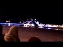 первый раз разводят мост после зимы