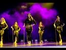 Анна Куриленко и школа Азали Saidi Концерт Чарующий танец востока