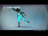 Destiny_20180129 FOSFOR HUNTER vers41. ZOMBIE DANCE .