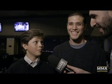 Brian Ortega (w Cameo From Little Brother) Explains Why He Still Sleeps on the Floor - MMA Fighting