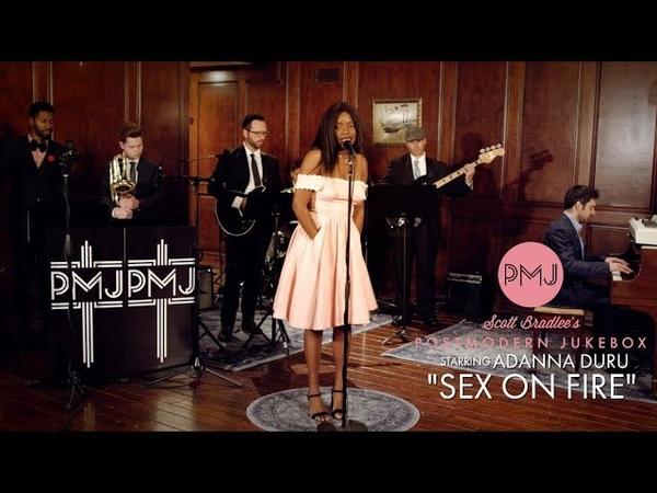 Sex On Fire - Kings Of Leon (Vintage Soul Cover) ft. Adanna Duru