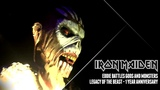 Eddie battles Gods and Monsters in Iron Maiden Legacy of the Beast