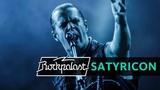 Satyricon live Rockpalast 2018