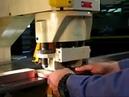 Гидравлический дыропробивной пресс GEKA Puma 110