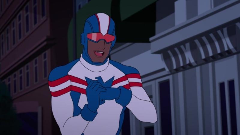 [Озвучка Indie Dub] Marvel Rising: Initiation 06 / Марвел Восхождение: Посвящение 6 серия