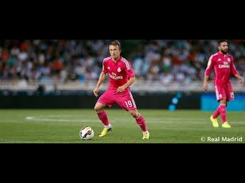 Luka Modric - Madrid's maestro - Goals/Skills/Passes