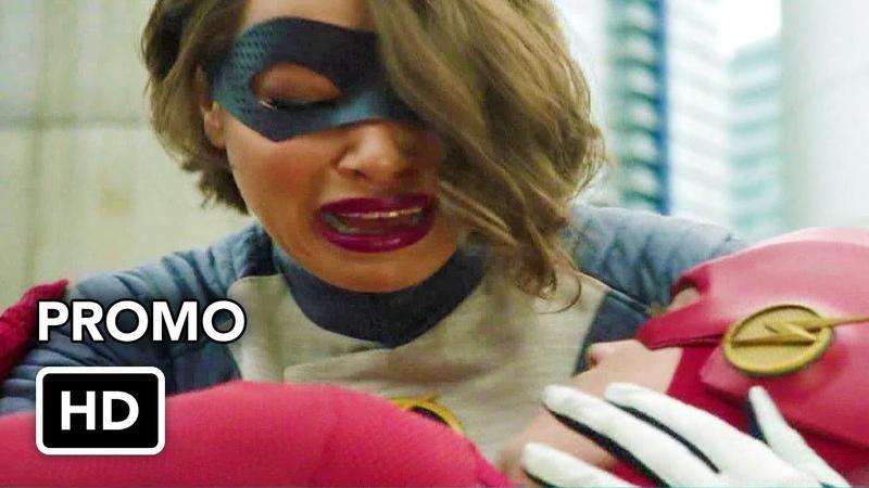 The Flash 5x07 Promo O Come, All Ye Thankful (HD) Season 5 Episode 7 Promo