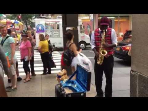 1 CARELESS WHISPER - GEORGE MICHAEL NEW YORK STREET ...