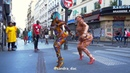 ROSALINACHALLENGE from Paris (Rate their dance out of 10) @sandra.dac @gigiwowwow
