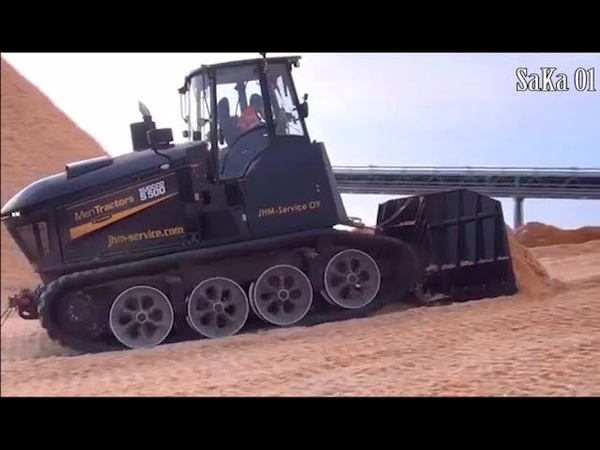 Latest Agriculture Machine Modern Heavy Equipment Farming HD720p
