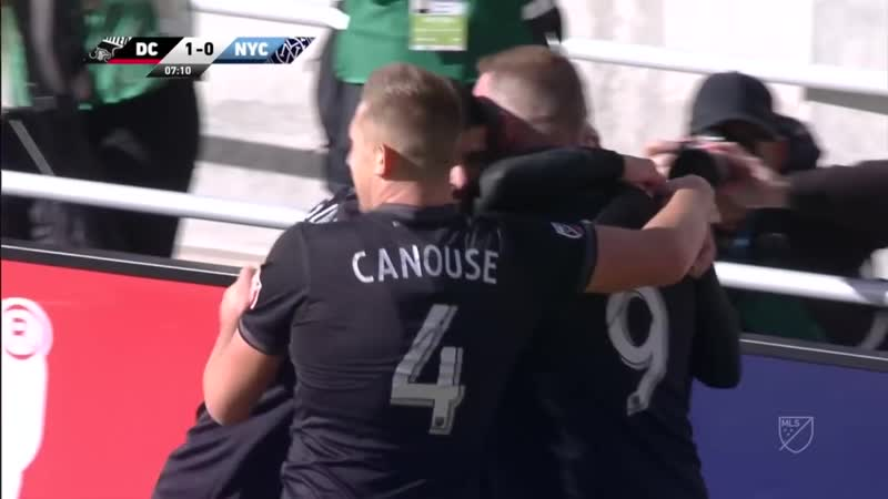 WATCH_ Wayne Rooneys brace propels D.C United into the playoffs