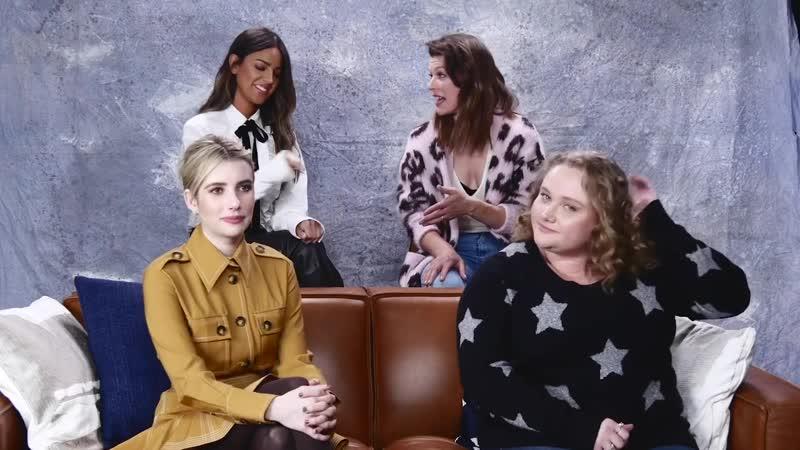 Интервью для Deadline 2019