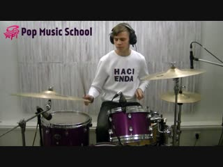 Green Day - Boulevard of Broken Dreams (Drum Cover by Kirill Trembach)