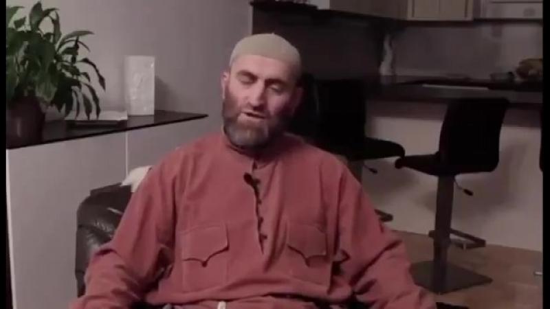 как встретили Чеченцев в Мекке