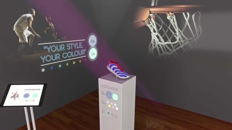 Проектор для акцентированной подсветки серии Epson LightScene