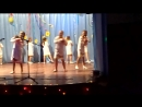 танцевальный коллектив Гравитация
