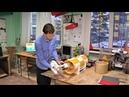 Школьники Нефтеюганска построили космическую верфь