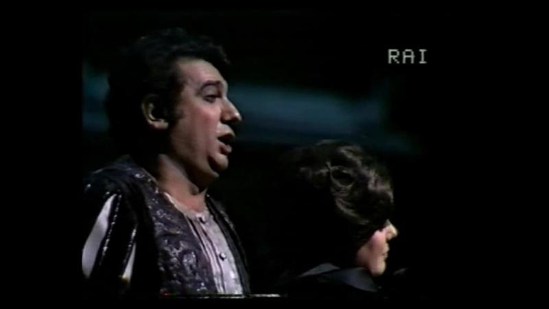 Don Carlo - Plácido Domingo, Price, Bruson, Obraztsova, Nesterenko, Abbado, Alla Scala 1978