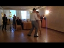 Наш свадебный танец - танго