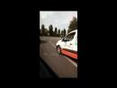 ДТП на Брусиловском кольце
