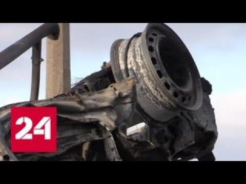 Украинская диверсия выживший рассказал подробности случившегося Россия 24