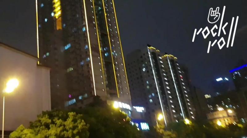Changsha taxi evening april 2018.mp4