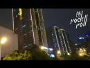 Changsha taxi evening april