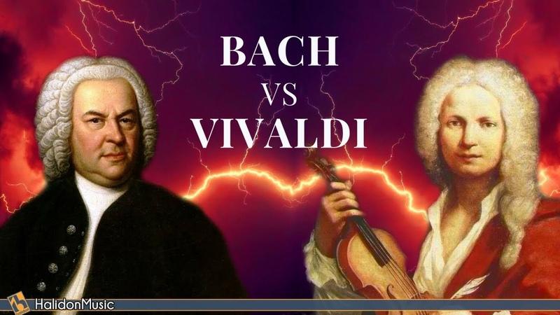 Bach vs Vivaldi The Masters of Classical Music