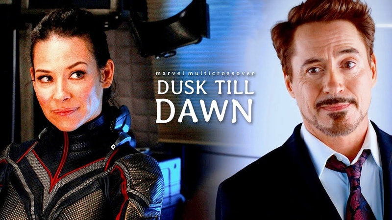 ❖ Marvel Multicrossover | Dusk Till Dawn (YPIV9)