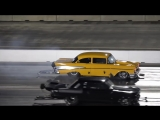 Jeff Lutz vs The Ax Man at Route 66 No Prep Kings