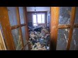 В захламленной московской квартире нашли истощенную пятилетнюю девочку