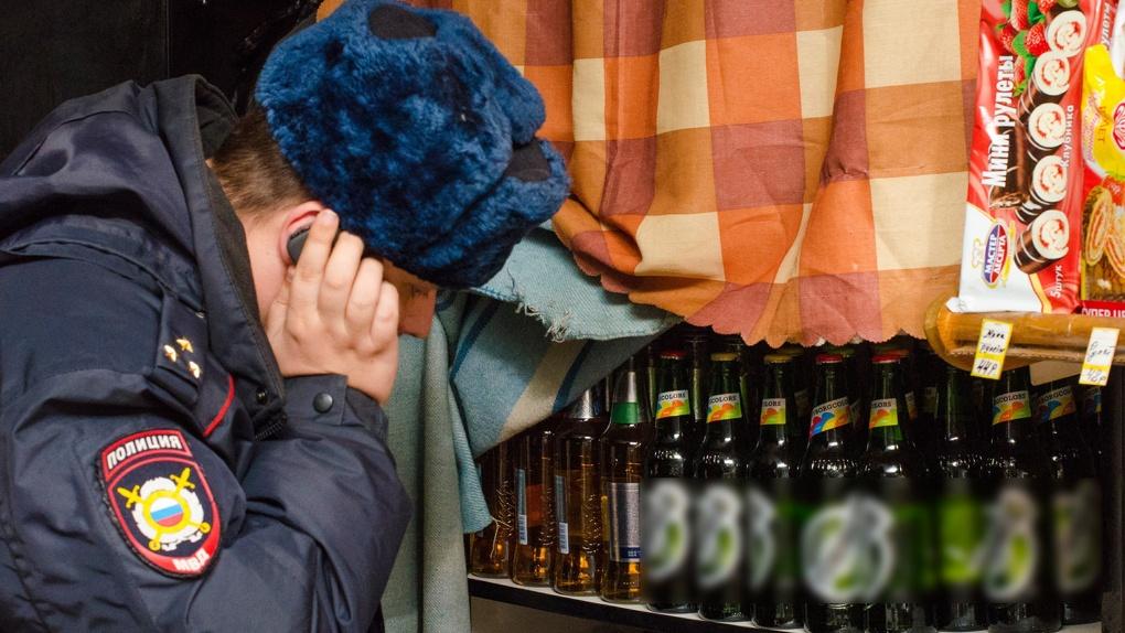 В Черкесске прошли рейды по незаконной реализации алкоголя