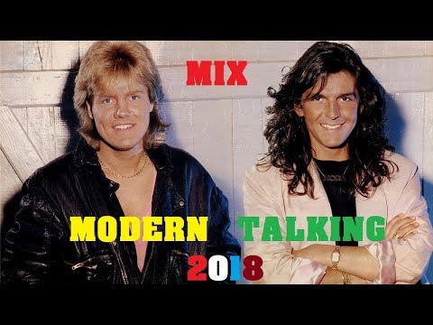 Modern Talking - Wild water - Youre my heart - You Are Not Alone MIX 2018 created Yamaha PSR-S970