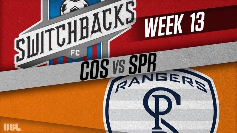 Colorado Springs Switchbacks FC vs Swope Park Rangers: June 9, 2018