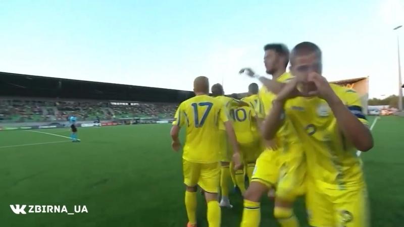 Євро-2018 | Франція 1:2 Україна
