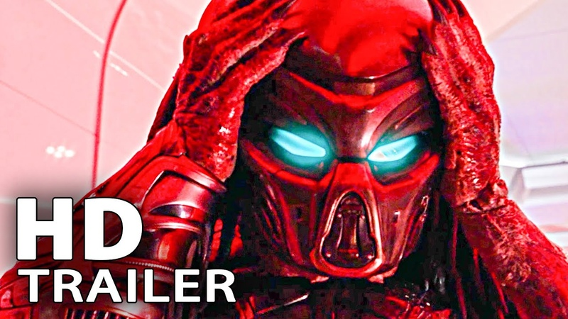 PREDATOR Trailer 2 Deutsch German (2018)