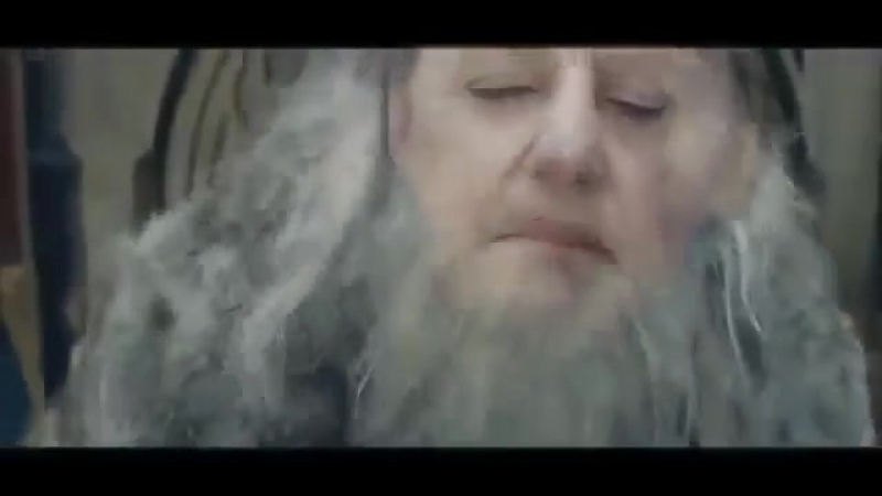 The Lord of the Refugees Gandalf Cures Germany from the Merkel Satire