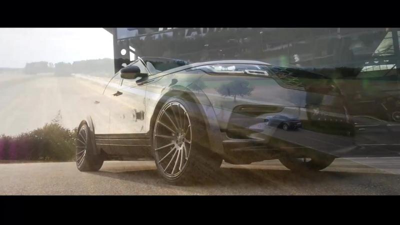 Тюнинг Range Rover Velar от HAMANN