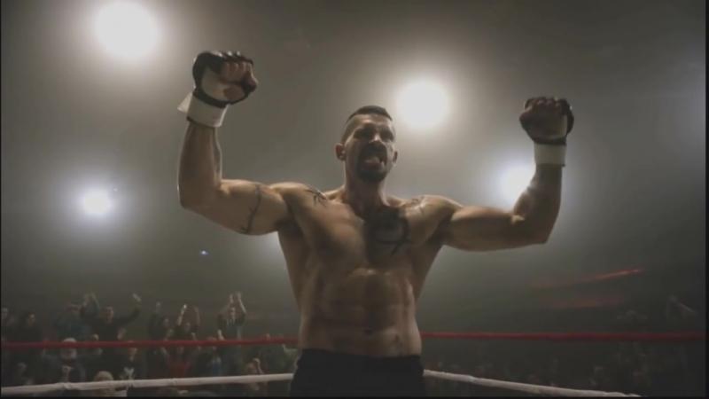 Scott Adkins Boyka Undisputed 4 new scene Неоспоримый 4 новые кадры