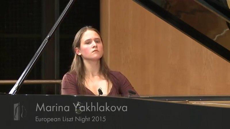 Marina Yakhlakova - Liszt. Etude S.139 № 4 (Mazeppa)