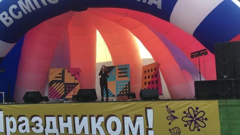 Новоселова Ольга - «Make Me Wanna Die»
