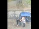 Уличная драка в Хабаровске